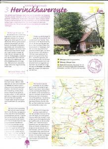herinckhaveroute-37km